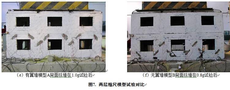 砌体结构背纵墙砌块碎